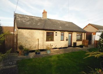 Thumbnail 3 bed detached bungalow for sale in Church Road, Stowmarket