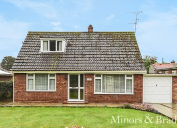 Thumbnail 3 bed property for sale in Lower Staithe Road, Stalham, Norwich