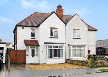 Thumbnail 3 bed semi-detached house for sale in Hoylake Drive, Skegness, Lincs