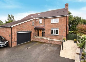 Thumbnail 6 bed detached house for sale in Hodson Road, Chiseldon, Swindon