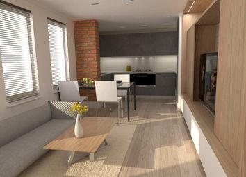 Thumbnail 1 bed flat for sale in Cowick Road, London