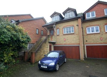 Thumbnail 4 bed end terrace house for sale in Gresham Road, Staines, Surrey