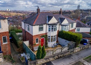 Thumbnail 3 bed semi-detached house for sale in Greystones Rise, Sheffield