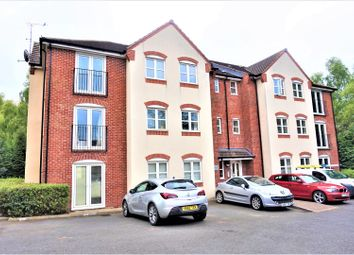 Thumbnail 2 bed flat for sale in Quarry Hill, Tamworth