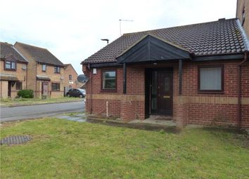 Thumbnail 2 bed semi-detached bungalow to rent in Stewart Court, Wootton, Bedford
