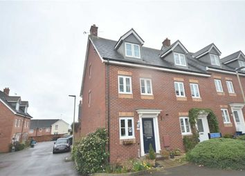 Thumbnail 3 bed town house for sale in The Forge, Hempsted, Gloucester