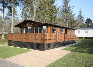 Thumbnail 2 bed mobile/park home for sale in Witton Castle Country Park, Witton Le Wear, Co Durham