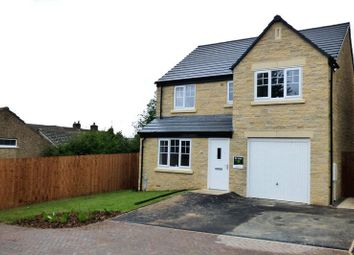 Thumbnail 4 bed detached house for sale in Laund Gardens, Galgate, Lancaster
