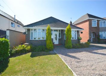 Thumbnail 2 bed bungalow for sale in Arley Lane, Nuneaton