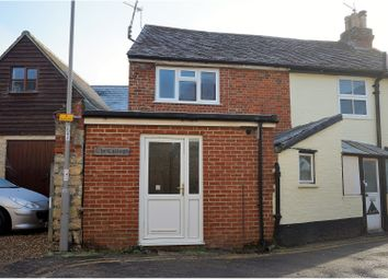 Thumbnail 1 bed terraced house for sale in Goughs Close, Sturminster Newton