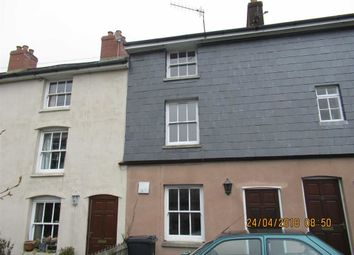 Thumbnail 3 bed terraced house to rent in 7, Smithfield Terrace, Llanidloes, Powys