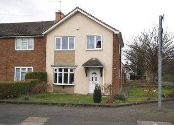 Thumbnail 3 bedroom semi-detached house for sale in Merryfield Road, Russells Hall, Dudley