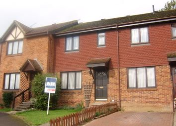 Thumbnail 4 bed terraced house to rent in Coxbridge Meadow, Farnham