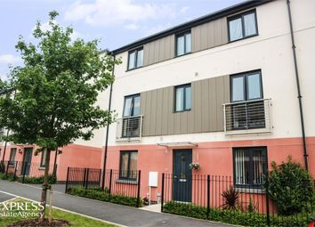 Thumbnail 4 bed end terrace house for sale in Ashbrook Street, Plymouth, Devon