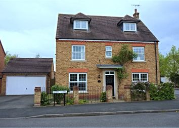 Thumbnail 4 bed detached house for sale in Pippin Close, Bidford On Avon