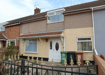 Thumbnail 2 bed terraced house for sale in Lanark Road, Hartlepool