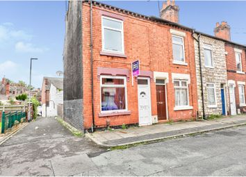 2 bed terraced house for sale in Whitmore Street, Stoke-On-Trent ST1