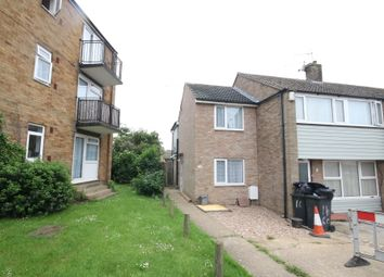 Thumbnail 1 bedroom end terrace house to rent in Rhodaus Close, Canterbury