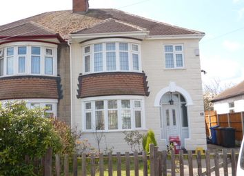 Thumbnail 3 bed semi-detached house to rent in Rockhouse Road, Alvaston, Derby