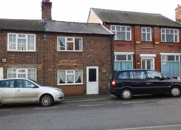 Thumbnail Terraced house for sale in Crewe Road, Wheelock, Sandbach