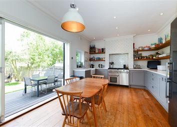 Thumbnail 4 bed terraced house for sale in Treviso Road, London