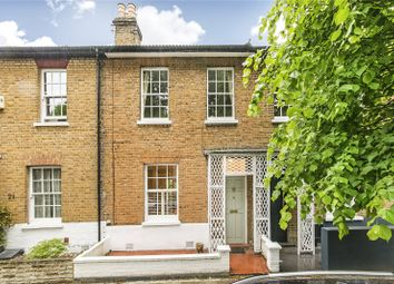 Thumbnail 2 bedroom terraced house to rent in Sutherland Road, Chiswick, London
