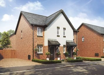 Thumbnail 2 bed semi-detached house for sale in Bramshall Green, Bramshall, Uttoxeter