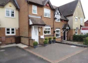 Thumbnail 2 bed terraced house to rent in Kerswell Drive, Solihull