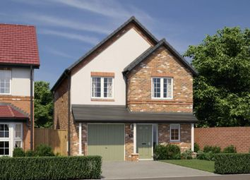 "Thumbnail 4 bed detached house for sale in ""The Ashbury"" at Chilton, Ferryhill"