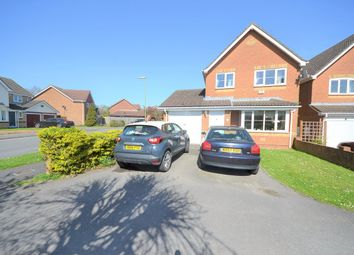 Thumbnail 3 bed detached house for sale in Balmoral Way, Rownhams, Southampton