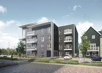 Thumbnail 3 bed flat for sale in Longwater Avenue, Green Park, Reading