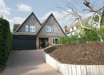 Thumbnail 4 bed detached house for sale in Dark Lane, Chearsley, Buckinghamshire