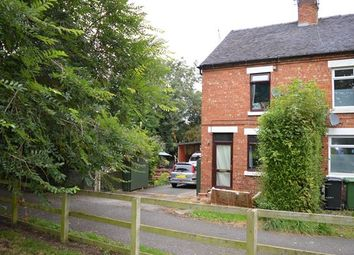 Thumbnail 2 bed end terrace house for sale in Hospital Lane, Market Drayton