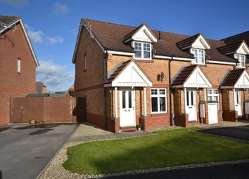 Thumbnail 2 bed end terrace house for sale in Turnstone Drive, Quedgeley, Gloucester