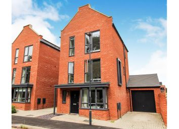 4 bed detached house for sale in Somerset Close, Derby DE22