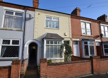 Thumbnail 3 bed terraced house for sale in Warner Street, Barrow Upon Soar, Leicestershire