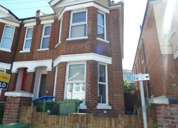 Thumbnail 1 bed semi-detached house to rent in Burlington Road, Southampton