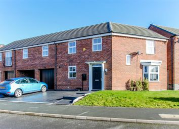Thumbnail 3 bed semi-detached house for sale in Water Reed Grove, Walsall