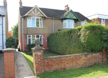 Thumbnail 3 bed semi-detached house for sale in Harlestone Road, Northampton