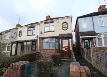 Thumbnail 3 bed end terrace house for sale in Lord Lytton Avenue, Coventry