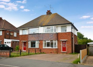 Thumbnail 3 bedroom semi-detached house for sale in Cottingham Grove, Bletchley, Milton Keynes