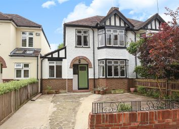 Thumbnail 4 bed semi-detached house for sale in Arlington Road, Twickenham