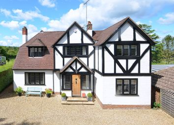 Chalk Lane, East Horsley KT24. 4 bed detached house