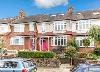 Thumbnail 4 bed terraced house for sale in Clifton Road, London