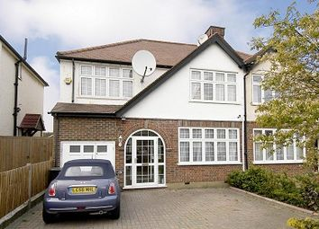 Thumbnail 4 bedroom semi-detached house for sale in Beresford Avenue, Surbiton