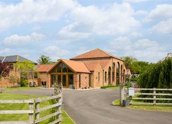 Thumbnail 5 bedroom detached house for sale in Hagg House Farm, Thorpefield, Thirsk, North Yorkshire
