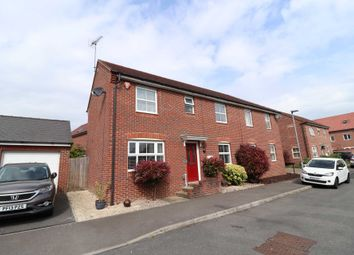 Thumbnail 3 bed semi-detached house for sale in Pigeon Grove, Bracknell