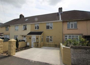 Thumbnail 3 bed terraced house for sale in Milton Brow, Weston-Super-Mare