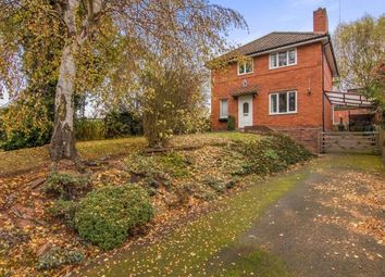 Thumbnail 3 bed detached house for sale in Atherstone Road, Coleshill, Birmingham, Warwickshire