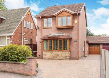 Thumbnail 3 bed detached house for sale in Pinfold Close, Knottingley